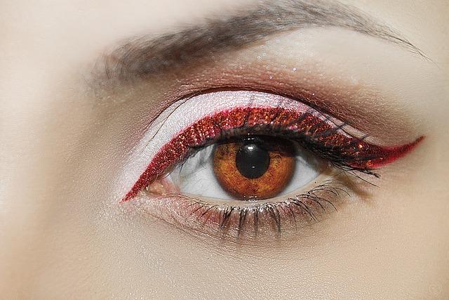 Eyelash, Eyeball, Person, Eyebrow, Woman, Mascara