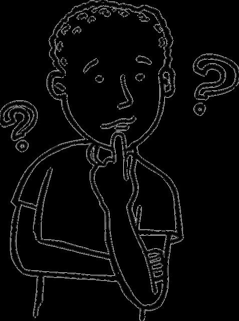 Thinker, Thinking, Person, Idea, Wondering, Gesturing