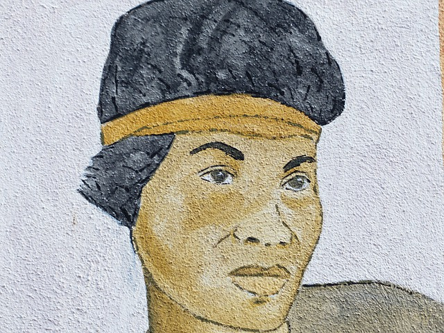 Person, Man, Indians, Indio, Headband, Image, Drawing