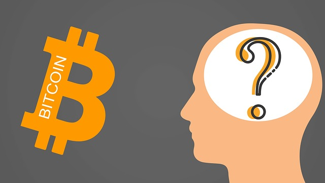 Bitcoin, Question, Person, Mind, Cryptocurrency, Sign