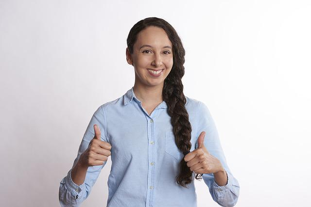 Person, Thumbs Up, Smiling, Success, Happy, Thumbs