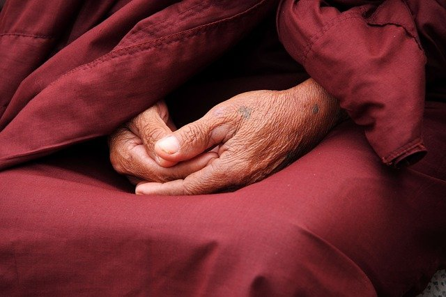Monk, Hands, Zen, Faith, Person, Male, Pray, Religion