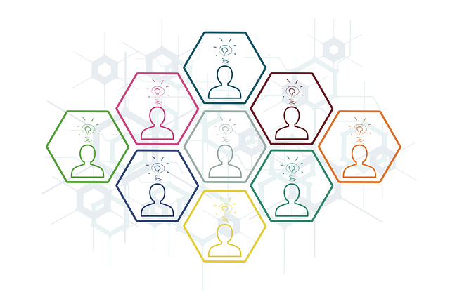 Personal, Collective, Hexagon, Group, Knowledge
