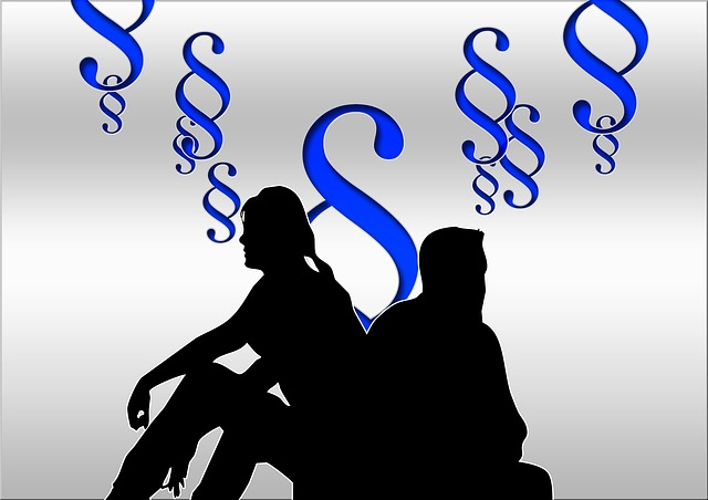 Family Law, Divorce Lawyer, Silhouettes, Personal, Man