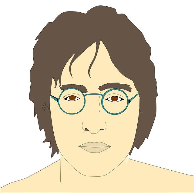 John Lennon, Illustration, Personality