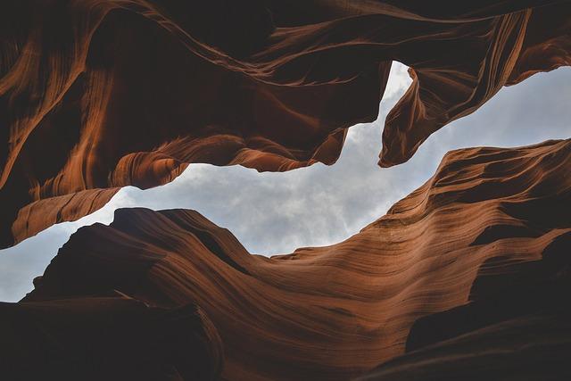 Canyon, Gorge, Perspective, Nature, Landscape