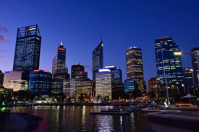 Perth, Western Australia, City, Australia