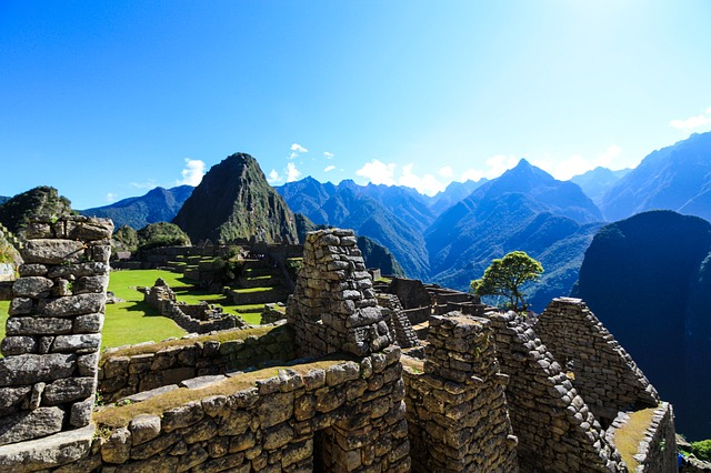 Machu Picchu, Peru, Inca, World Heritage, Architecture