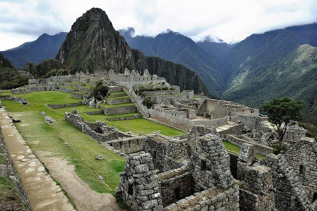 Machu Picchu, Peru, Incan