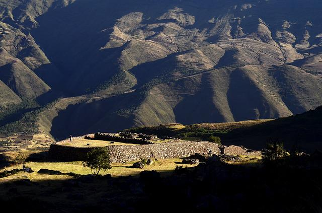 Ruins, Peru, Cusco, Inka, Machu Pichu