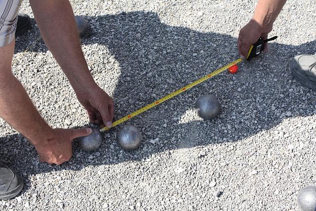 Pétanque, Boule, Sport, Play, Balls, Measure