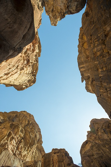 Jordan, Petra, Holiday, Middle East