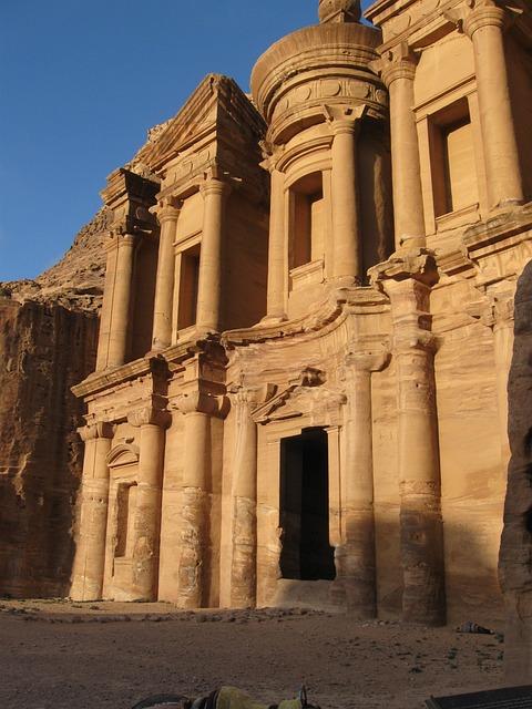 Petra, Jordan, Ruins, Ancient, Archeology, History