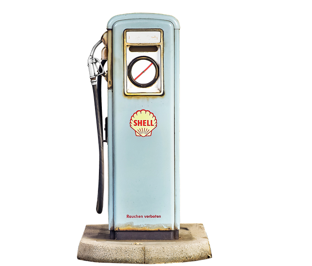 Photomontage, Gas Pump, Petrol Stations, Petrol, Gas