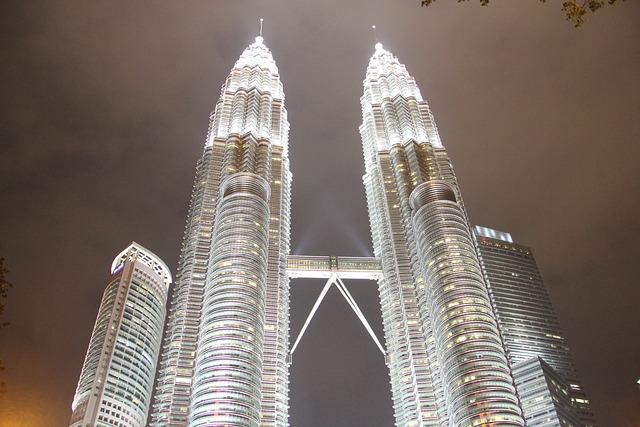 Petronas Towers, Klcc, Kuala Lumpur