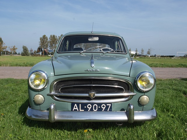 Peugeot, Car, Vehicle, Automobile, Transportation, Old