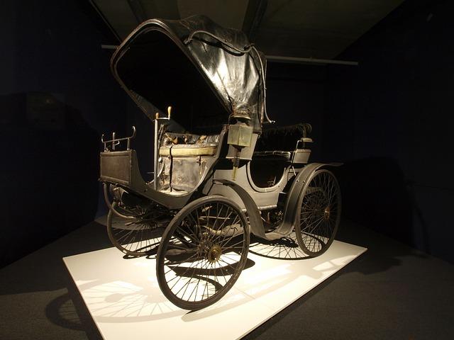 Peugeot, Type, Phaeton, Photographed, Museum