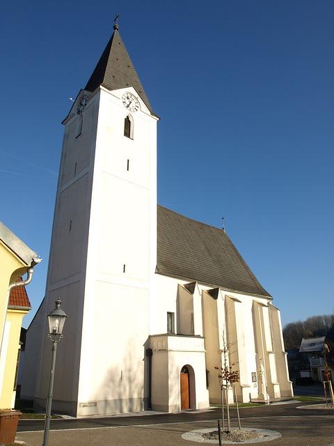 Church, Pfarrkirche, Hl Ruprecht, Architecture