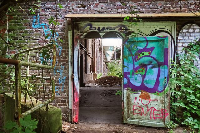 Lost Places, Pforphoto, Abandoned, Decay, Old, Building