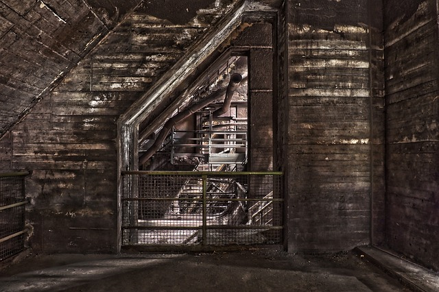 Lost Places, Industry, Pforphoto, Factory, Abandoned