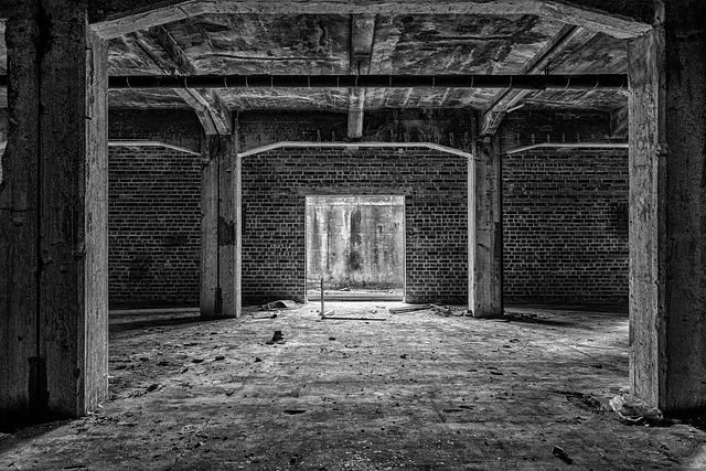 Lost Places, Keller, Space, Pforphoto, Dark, Still