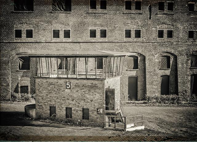 Lost Places, Factory, Pforphoto, Underground