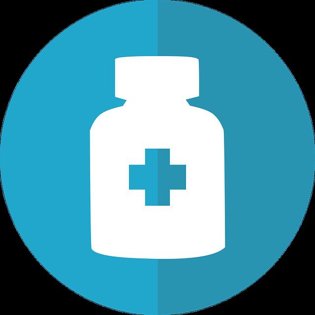 Medicine, Pharmaceuticals, Pill Bottle, Medication