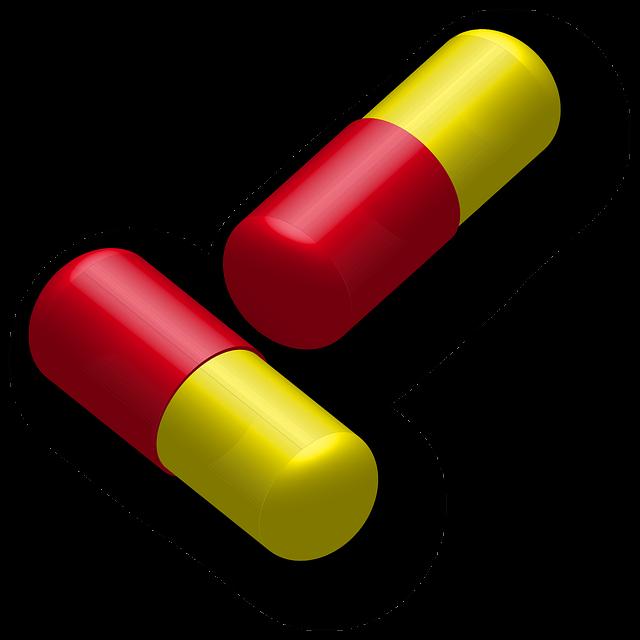Capsule, Drug, Gelatine, Medicine, Pharmacy, Pills