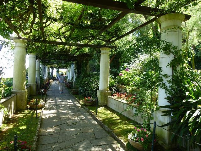 Ravelló, Phenomenal, Gardens