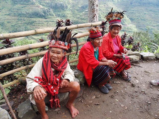 Philippines, Luzon, Paddies