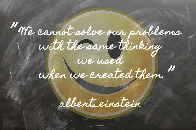 Board, Einstein, Problem, Solution, Wisdom, Philosophy