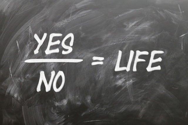 Yes, No, Split, Live, Philosophy, Ultimate, Wisdom