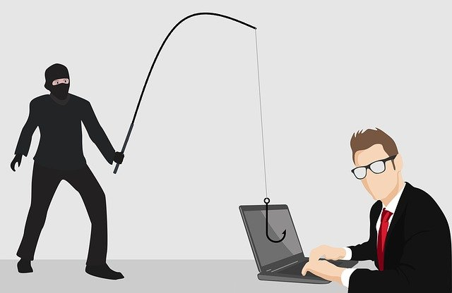Phishing, Fraud, Cyber Security, Hacking, Steal, Crime