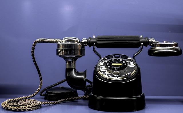 Phone, Communication, Call, Select, Museum, Antique