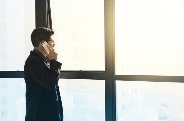 Man, Cellular, Suit, Entrepreneur, Business, Phone