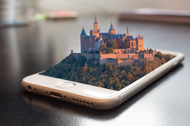 Mobile Phone, Smartphone, 3d, Manipulation, Phone