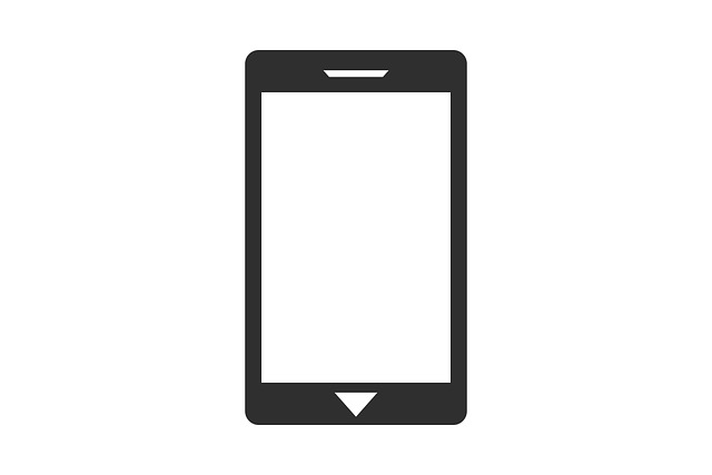 Smartphone Vector, Smartphone, Mobile, Isolated, Phone