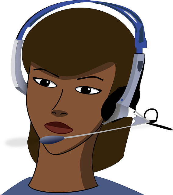 Call-center, Girl, Headset, Office, Call, Phone
