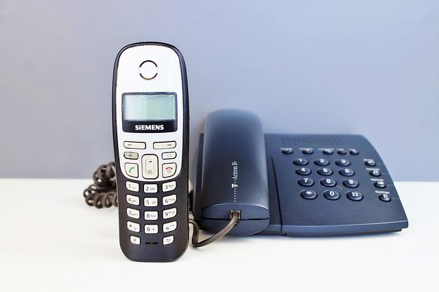 Phone, Communication, Call Center, Keyboard, Old