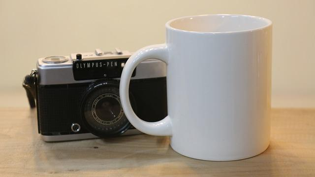 Murg, Cup, Camera, Phono
