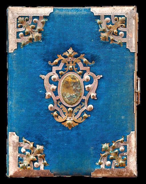 Photo Book, Magic Book, Cover, Fantasy, Literature