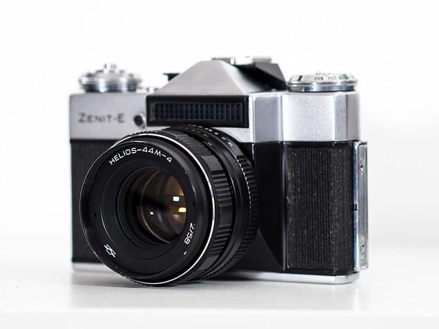 Photo, Equipment, Classic, Lens, Retro, Optical, Old