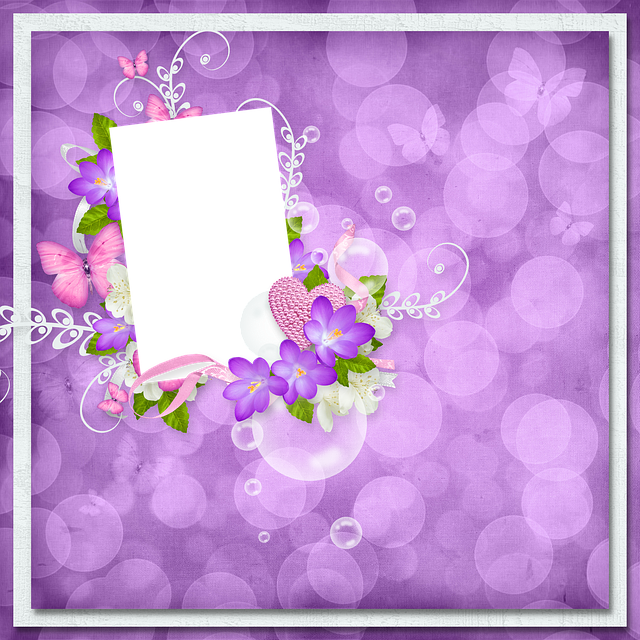 Spring, Photo Frame, Photoshop, Frame, Ornament