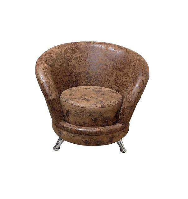 Armchair, Upholstered Furniture, Interior, Photo