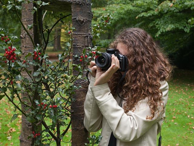 Photographer, Photo, Photograph, Camera, Lens