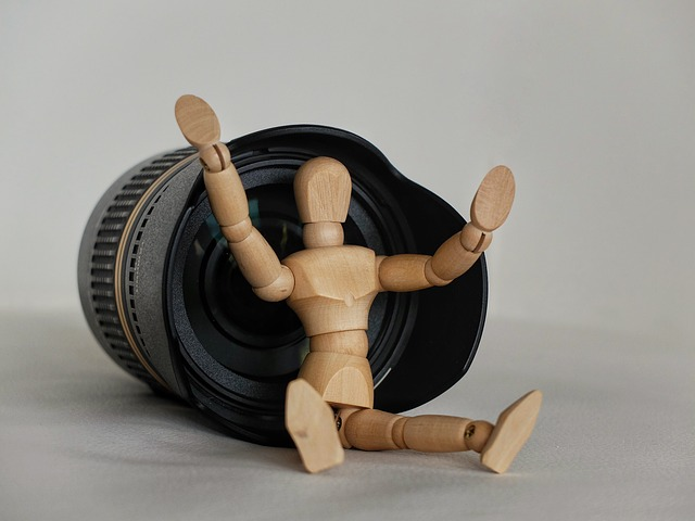 Photo, Photography, Lens, Doll, Wood Doll, Toys, Tinker