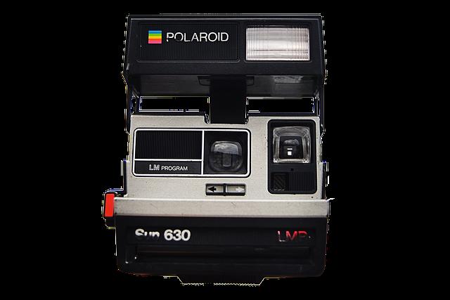 Polaroid, Camera, Photo, Vintage, Photography, Picture