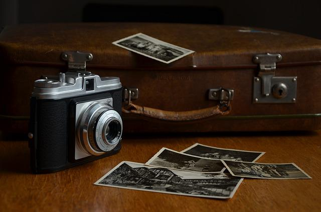 Camera, Photos, Photograph, Paper Prints