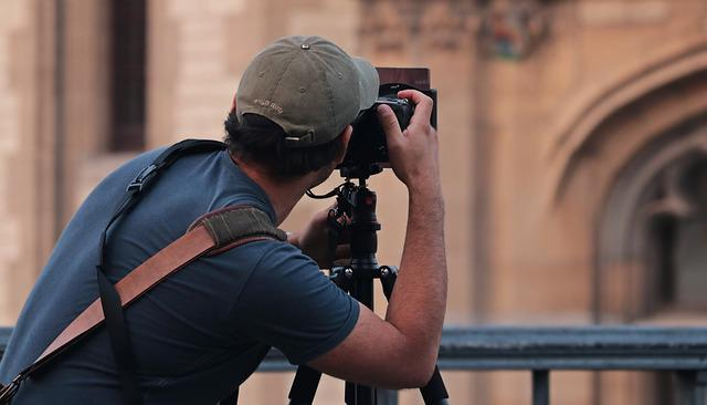 Photographer, Human, Camera, Man, Person, Photography