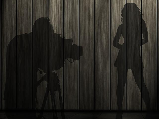 Photographer, Photo Model, Recording, Cinematographer